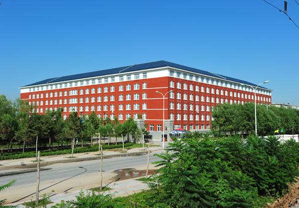 六号学生公寓-东北大学秦皇岛分校